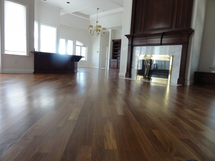 Brazillian Teak Cumaru Floors